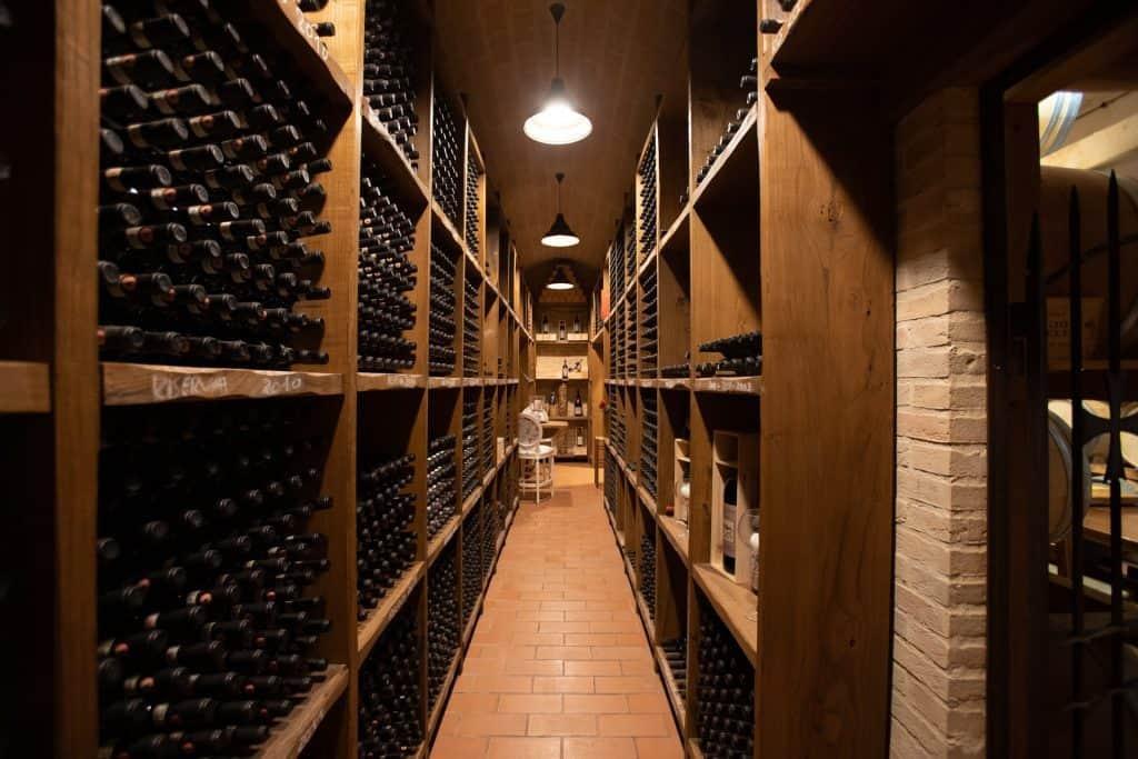 cellier viticole